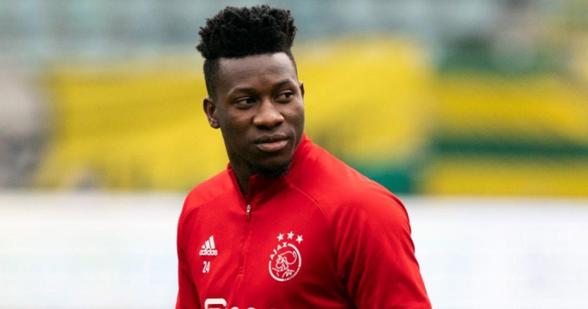 Wegvallen Onana 'horrorscenario' Ajax: 'Klaar voor transfer naar Europese topclub' - VoetbalPrimeur.nl