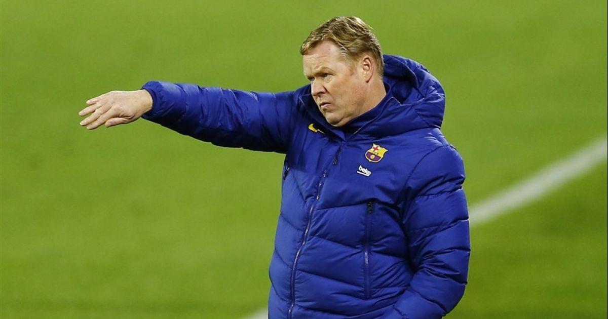 Koeman heeft nog één grote wens bij Barcelona: 'Dan zou alles echt af zijn' - VoetbalPrimeur.nl
