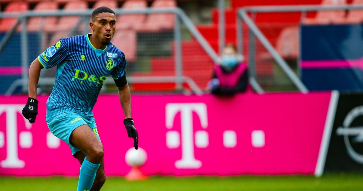 Fraser duidelijk over Sparta-talent: 'Dé plek waar hij nog stappen kan maken' - VoetbalPrimeur.nl