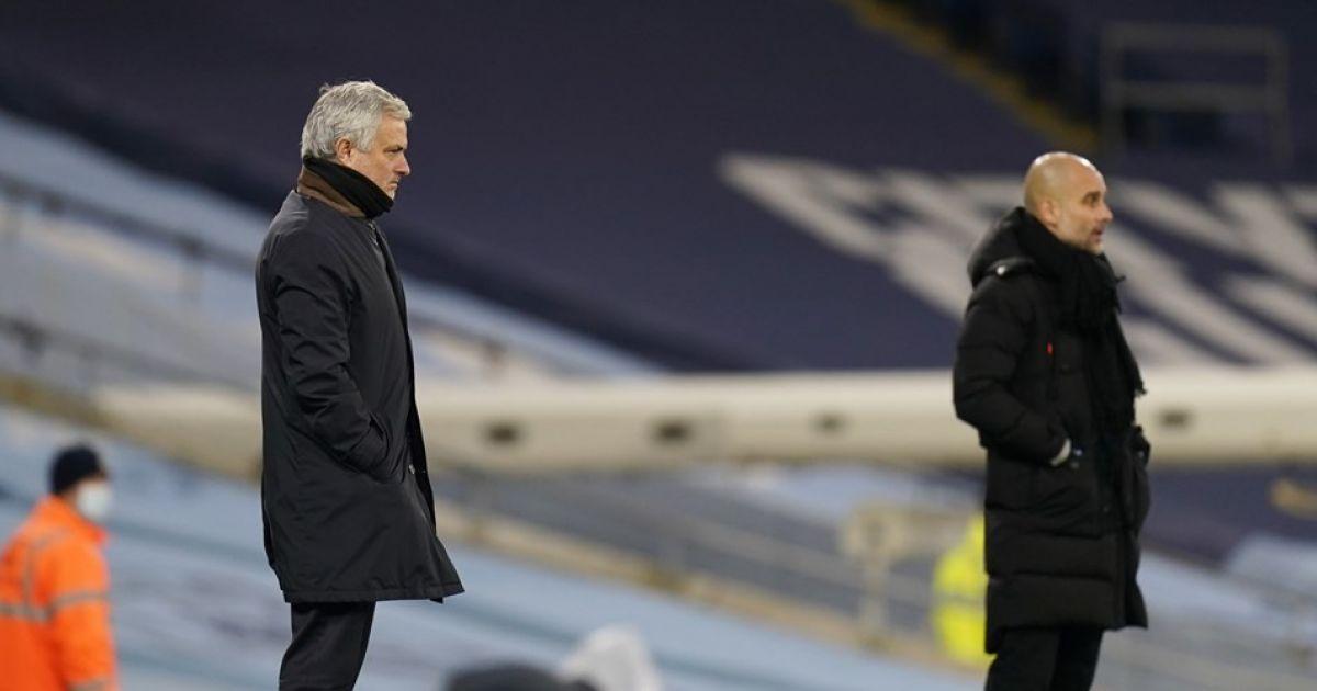 Mourinho verrast met antwoord: 'Dat vergeet ik nooit, dat Guardiola toen belde' - VoetbalPrimeur.nl