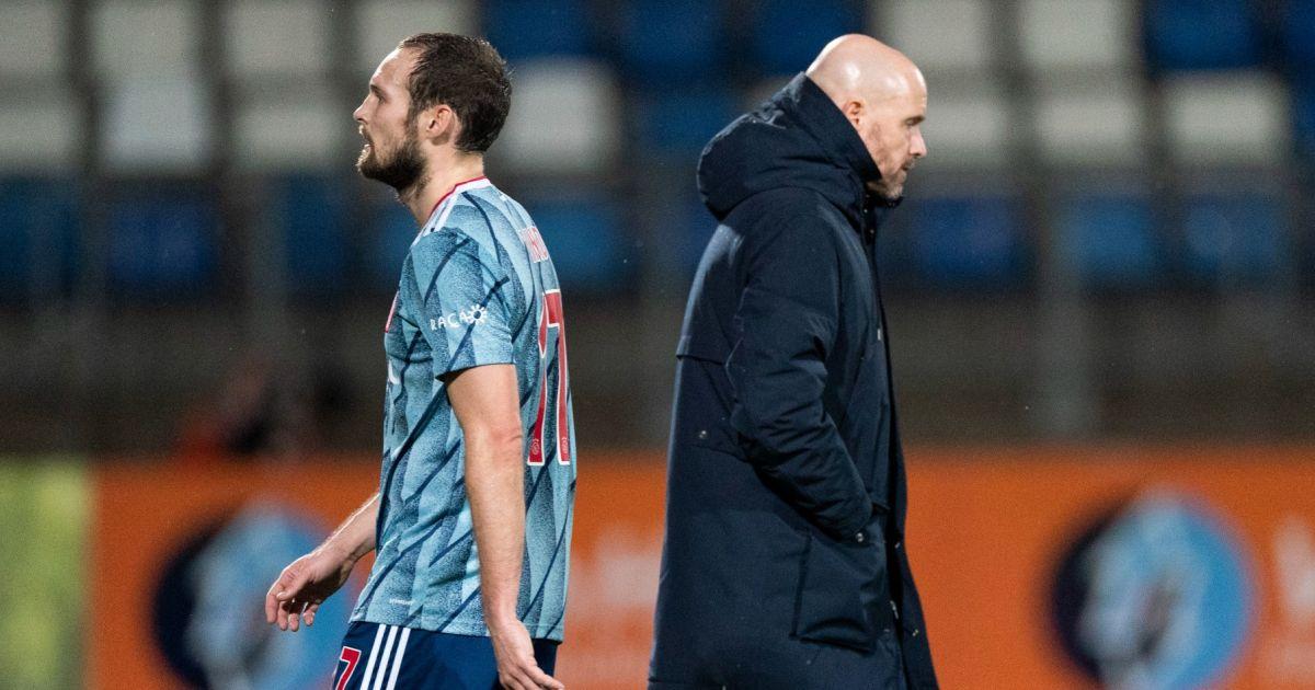 Ten Hag om de oren geslagen met onverwachte kritiek op Blind: 'Het is niet oké' - VoetbalPrimeur.nl