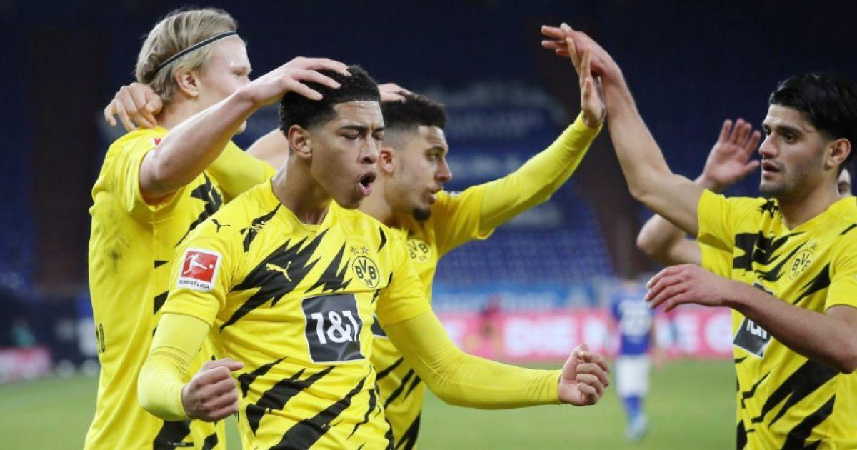 Dortmund accepteert coronaboete na feestje met fans: 'Dat zou raar zijn' - VoetbalPrimeur.nl