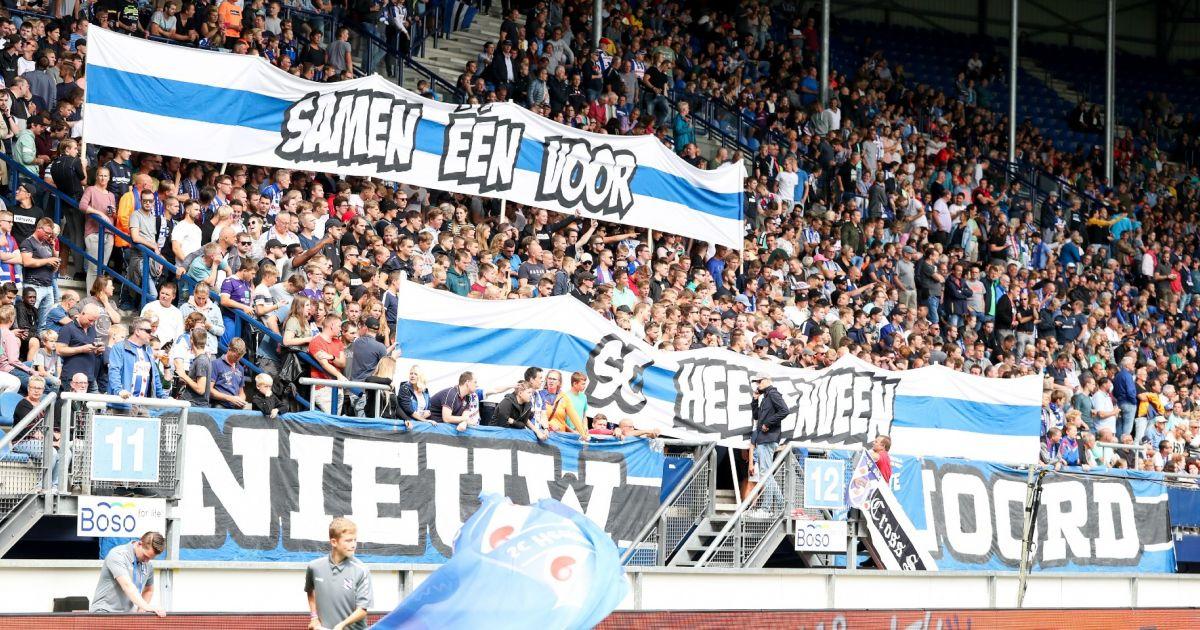 Fans helpen Heerenveen en willen stadion uitverkopen voor bekerclash met Ajax - VoetbalPrimeur.nl
