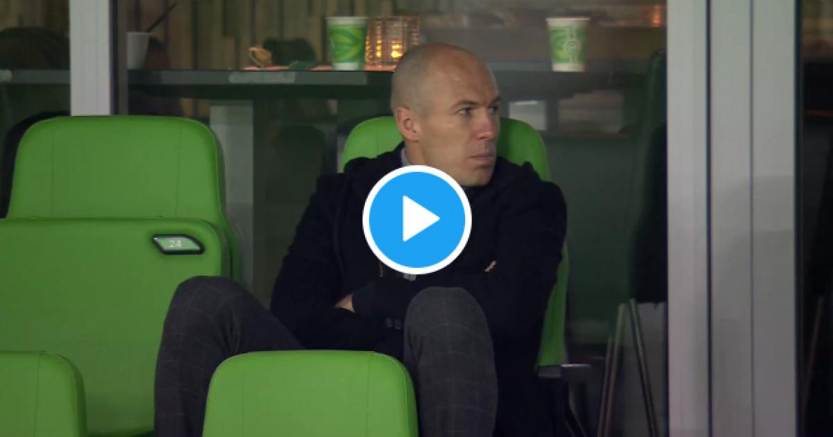 Buijs komt met update over 'enorm balende' Robben: 'Heel veel met zichzelf bezig' - VoetbalPrimeur.nl