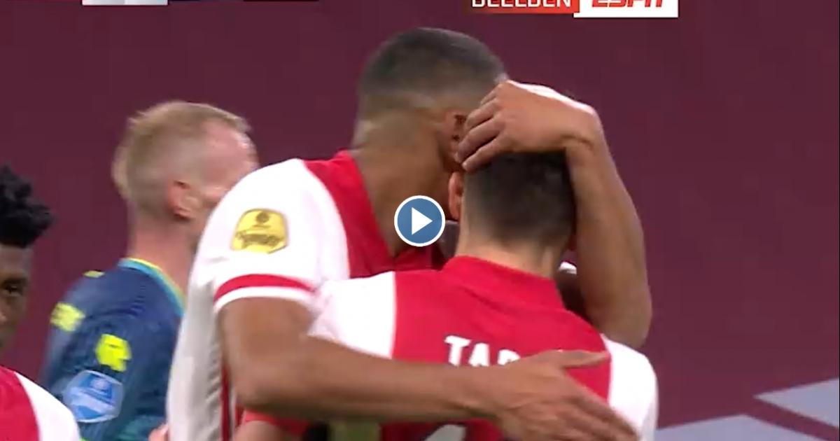 Zestig minuten swingen: de fraaie goals van Ajax tegen Sparta op een rijtje - VoetbalPrimeur.nl