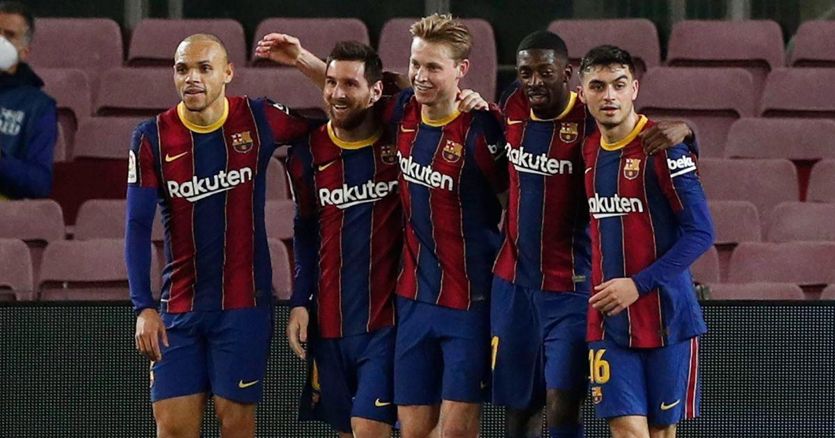 Spaanse pers geeft 'indrukwekkende' Frenkie de Jong twee nieuwe bijnamen - VoetbalPrimeur.nl