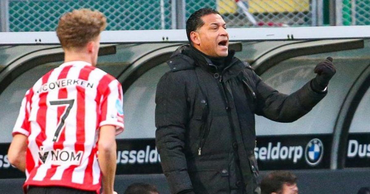 Fraser maakt vergelijking bij Sparta: 'Iedereen heeft het over Messi en Ronaldo' - VoetbalPrimeur.nl
