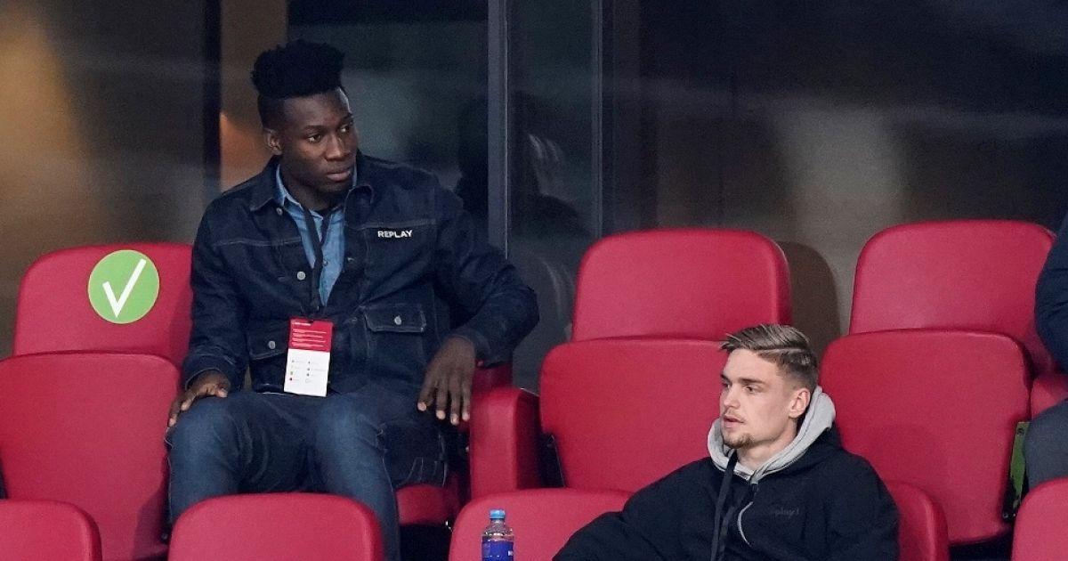 Driessen over Onana-zaak: 'Ajax wil verlengen óf verkopen, maar wacht op CAS' - VoetbalPrimeur.nl