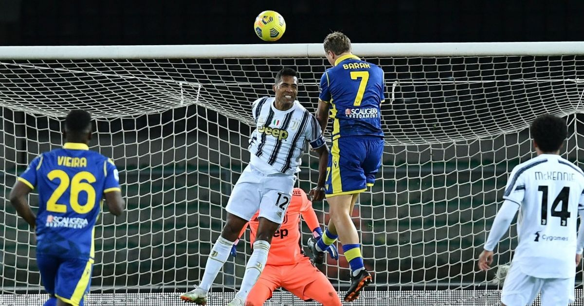 Serie A-troon komt vrij: dolend Juventus loopt ook in Verona averij op - VoetbalPrimeur.nl