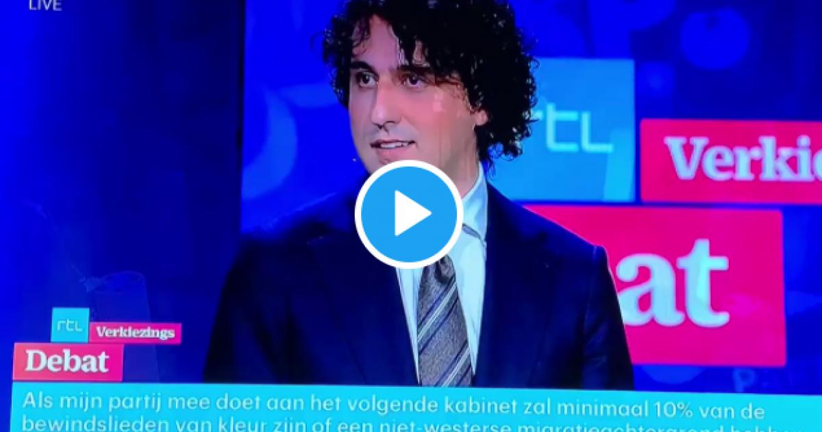 Leedvermaak na lijsttrekkersdebat: Jesse Klaver de mist in met Koeman-vergelijking - VoetbalPrimeur.nl