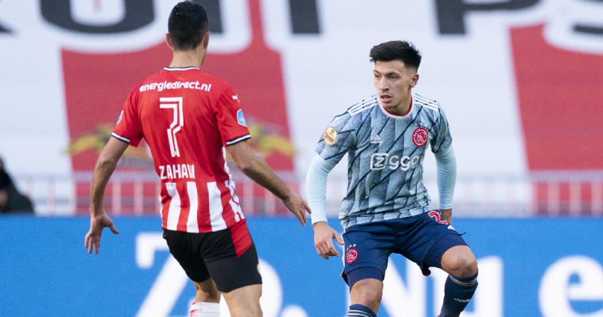 Van Egmond reageert op overtreding Martínez en penaltymoment Tadic - VoetbalPrimeur.nl