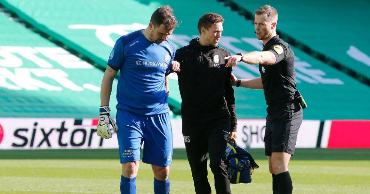Schuldbewust na blessure Velthuizen: 'Daar ben ik verantwoordelijk voor' - VoetbalPrimeur.nl