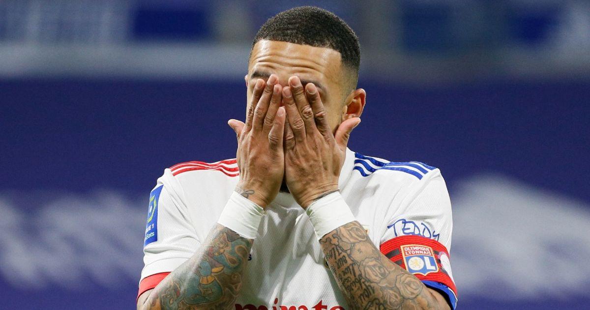 Memphis brengt Franse pers in vervoering: 'Lyon droomt dankzij Memphis' - VoetbalPrimeur.nl