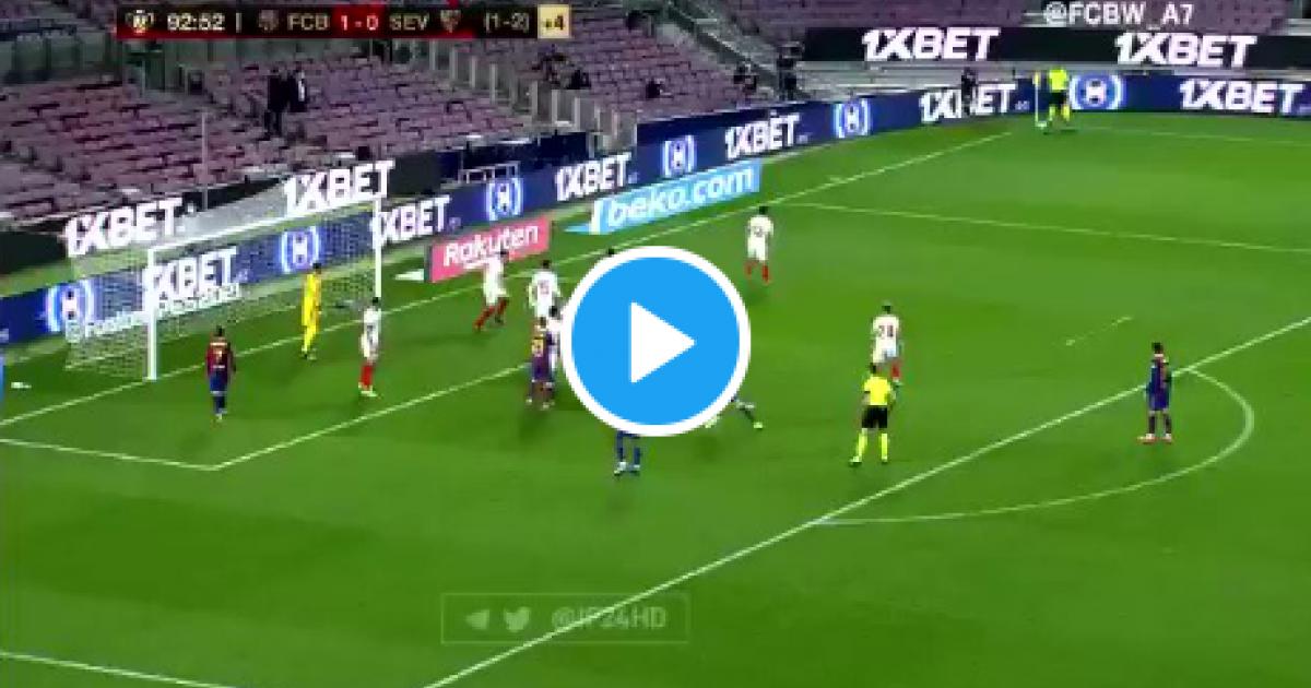 Messi is helemaal terug: dolblije Barça-vedette springt over het veld - VoetbalPrimeur.nl