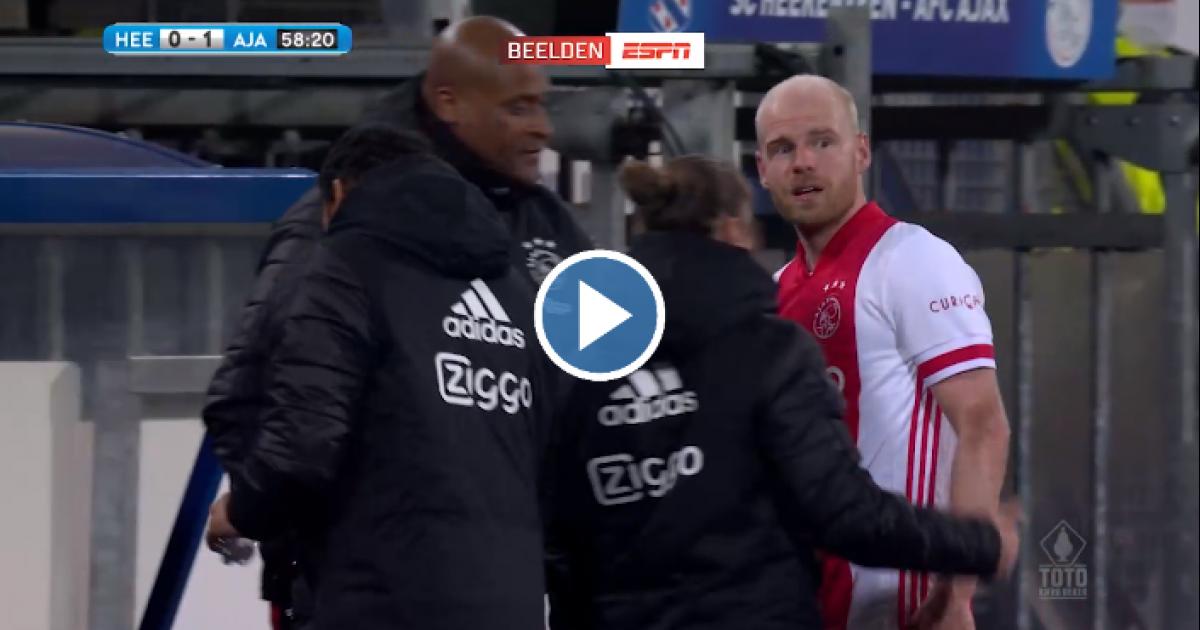 Curieus: Klaassen valt uit bij Ajax door knollenveld in Heerenveen - VoetbalPrimeur.nl