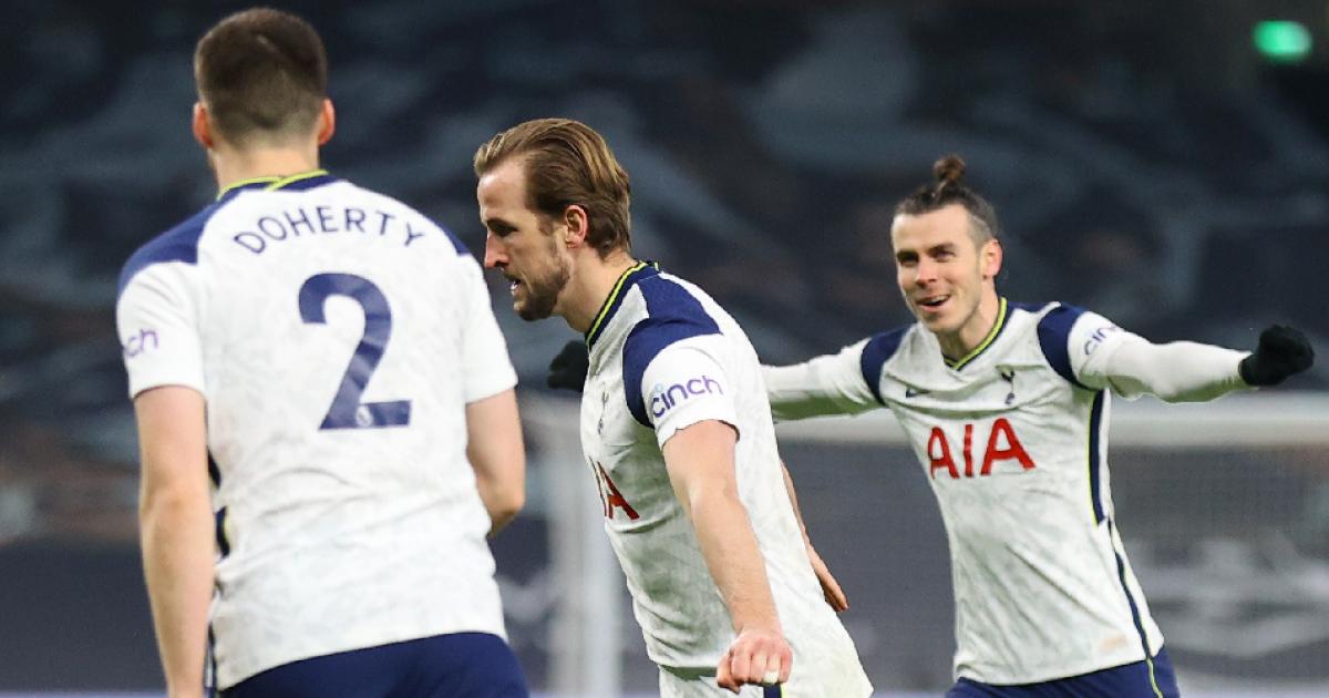 Ontketende Bale en Kane eisen de hoofdrol op bij Tottenham Hotspur - VoetbalPrimeur.nl