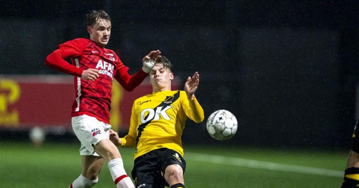 NAC komt heel goed weg in Wijdewormer en blijft op promotiejacht - VoetbalPrimeur.nl
