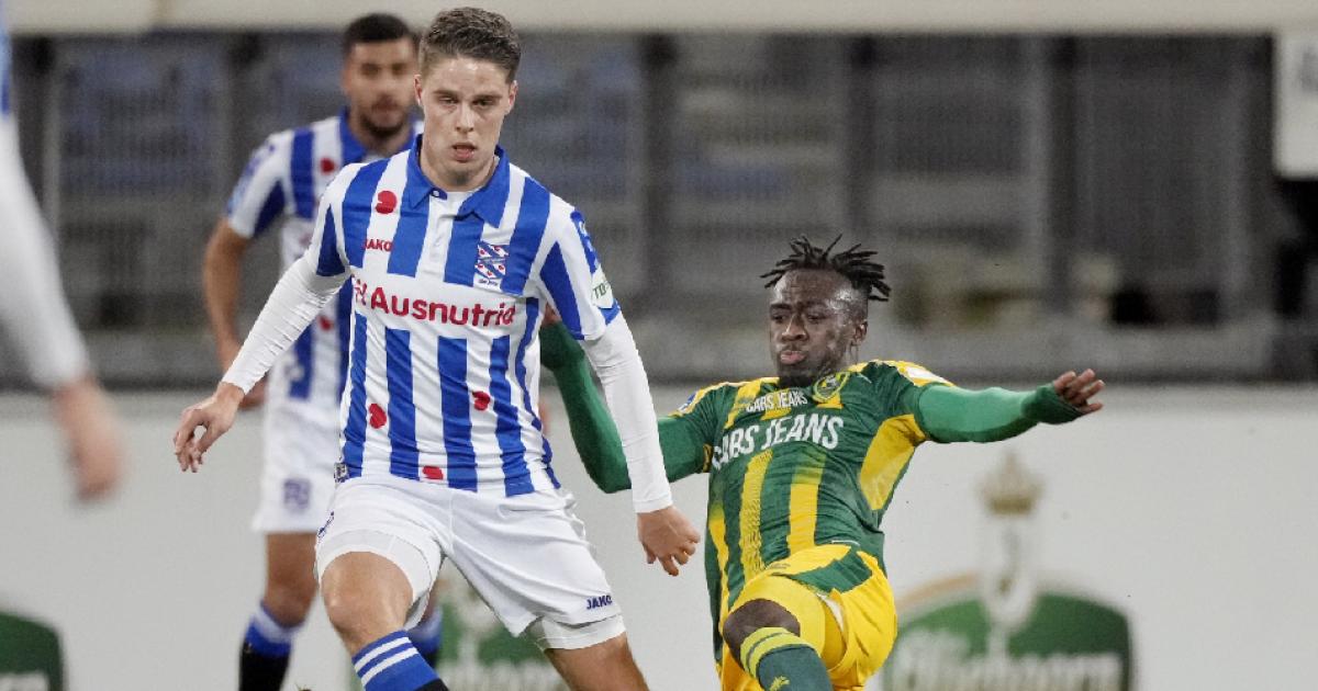 Veerman zit nog steeds op eigen verzoek niet bij selectie van Jong Oranje - VoetbalPrimeur.nl