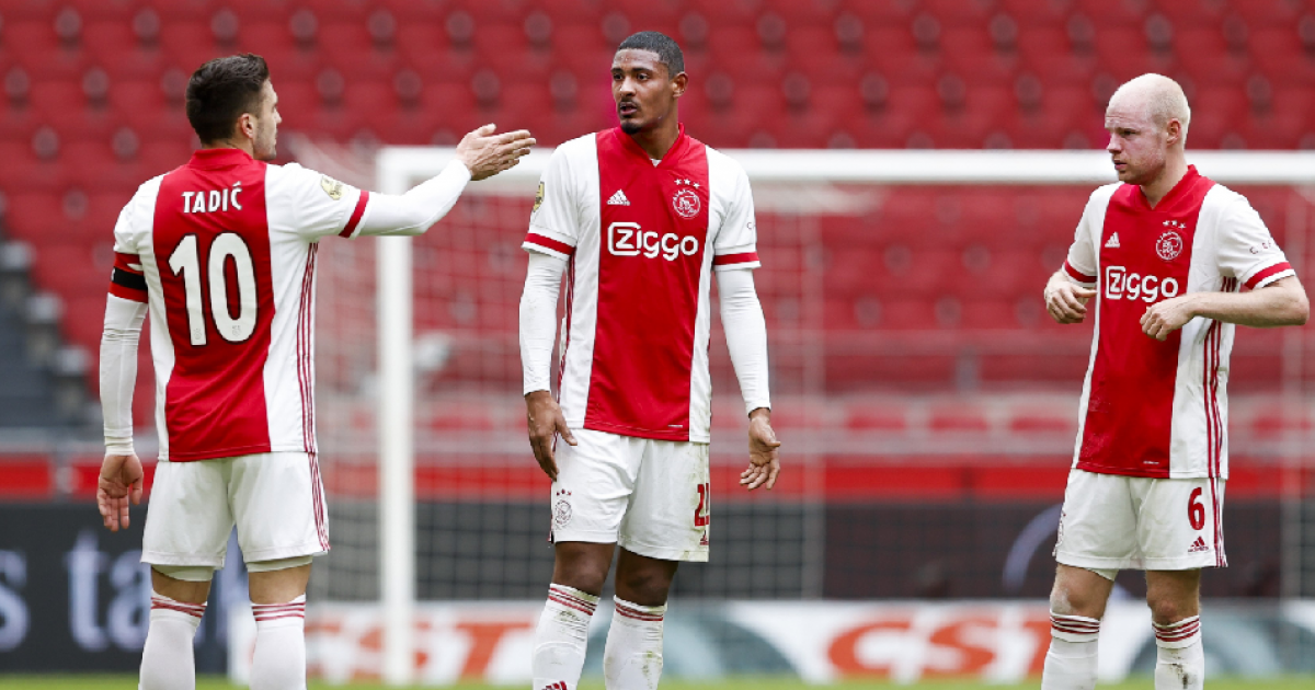 'Ik zag Haller dingen doen waarvan ik dacht: dat kan Brobbey ook of nog beter' - VoetbalPrimeur.nl