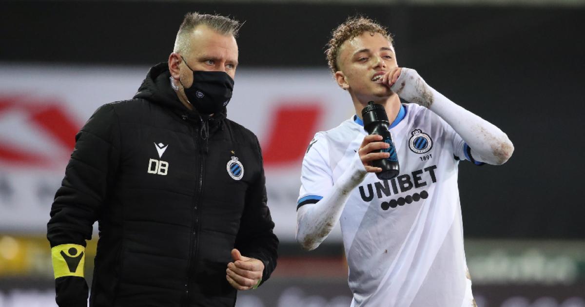 Noa Lang drukt meteen z'n stempel na lange afwezigheid: 'Ik ben goed ziek geweest' - VoetbalPrimeur.nl
