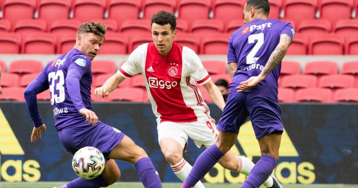 'Mijn geduld was zeker niet op, maar ik zie Ajax als een win-winsituatie' - VoetbalPrimeur.nl