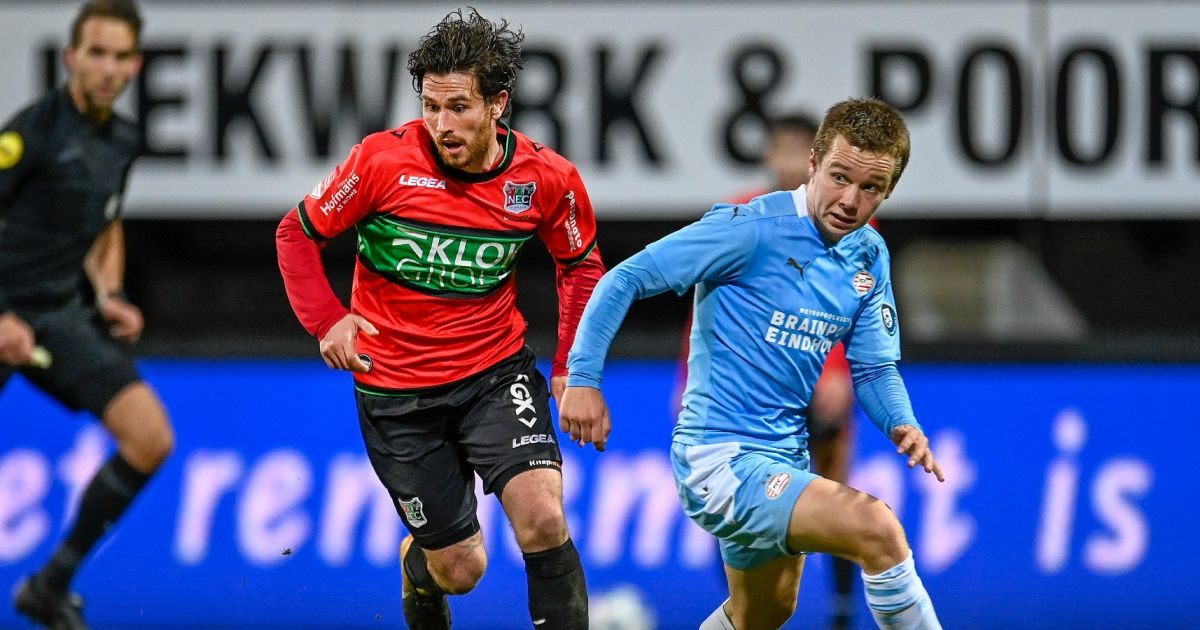 Noors loopwonder Kjølø klopt op PSV-deur: 'Record is 16 minuten en 32 seconden' - VoetbalPrimeur.nl
