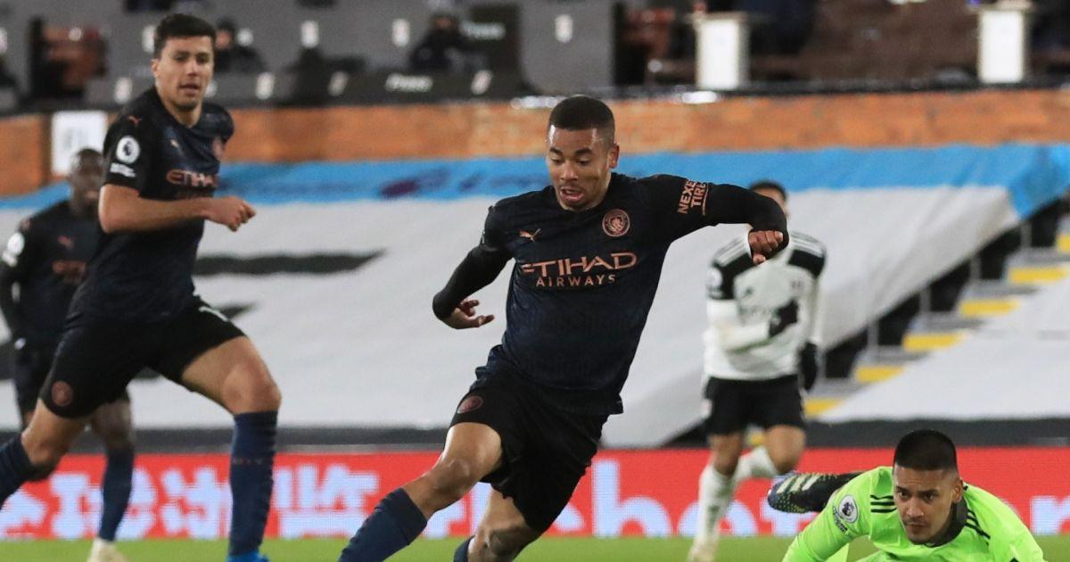 Manchester City na duivels kwartier tegen Fulham op vijf (!) zeges van de titel - VoetbalPrimeur.nl