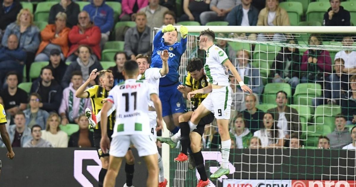 The Eredivisie flops: FC Groningen trumps Fortuna and Heracles as purveyor to the courtroom