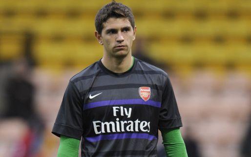 Afbeelding: Een kans voor Anderlecht? Derde doelman staat in doel bij Arsenal