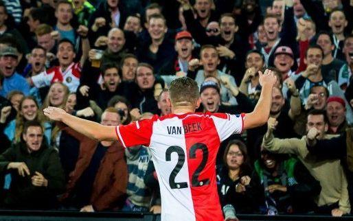 Afbeelding: Van Beek vertrouwt op 'ander' Feyenoord: