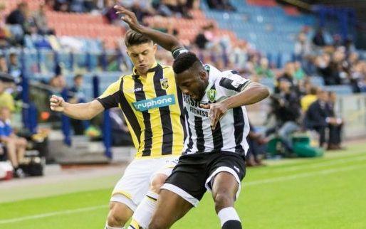 Afbeelding: Vitesse-aanvaller over opvallende switch: 'Mensen noemden me een verrader'