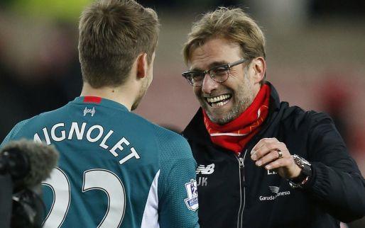 Afbeelding: Belgen van Liverpool zetten vierdeklasser Exeter nu wel opzij in FA Cup