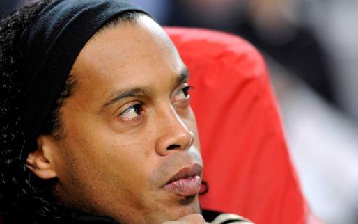 Afbeelding: 'Het is zonde dat Ronaldinho de prijs van het prof zijn weigert te betalen'