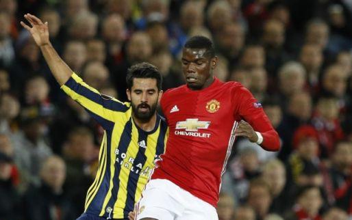 Afbeelding: Van Persie redt eer ondanks afstraffing bij United, kater voor AS Roma