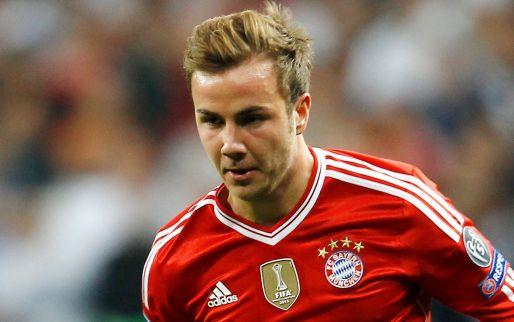 Afbeelding: Bayern wint bekerduel zonder Robben-inbreng, Nederlander scoort tegen