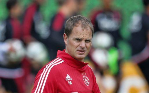 Afbeelding: 'Verschrikkelijk belangrijk duel' voor Ajax: