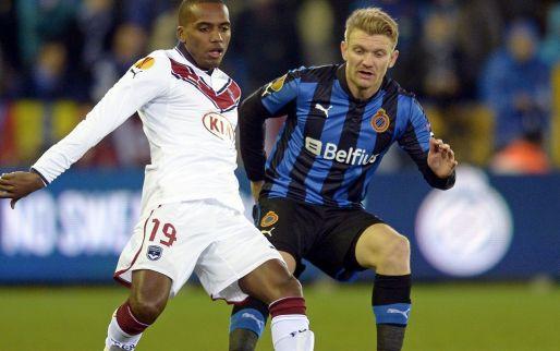 Afbeelding: Verdediger met verleden in Brugge ook door nieuwe ploeg gedumpt
