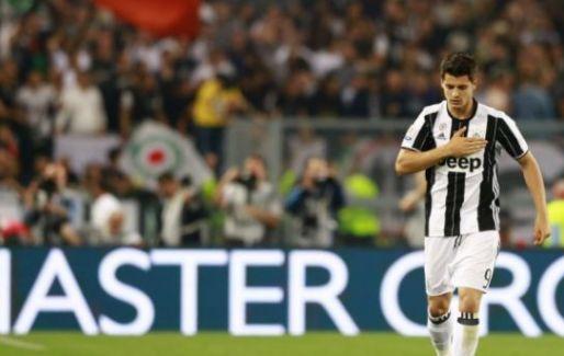 Afbeelding: Morata kon naar andere grootmacht: 'Kon het uit respect voor Juve niet maken'