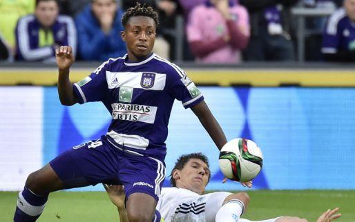 Afbeelding: Anderlecht-huurling wekt de interesse van topclubs, maar sluit terugkeer niet uit