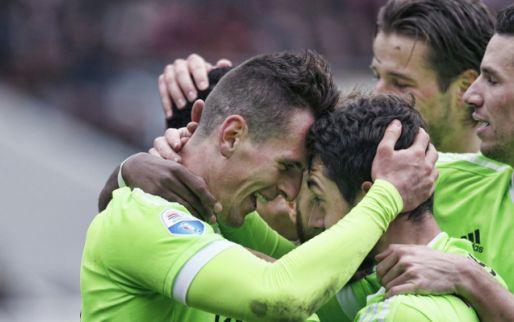Afbeelding: Poolse media melden belangstelling voor Ajax-topscorer Milik