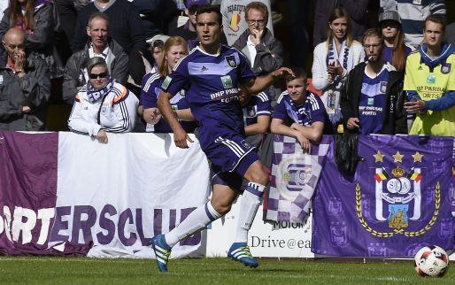 Afbeelding: De Maio maakt debuut in flauw gelijkspel van Anderlecht tegen Franse tweedeklasser