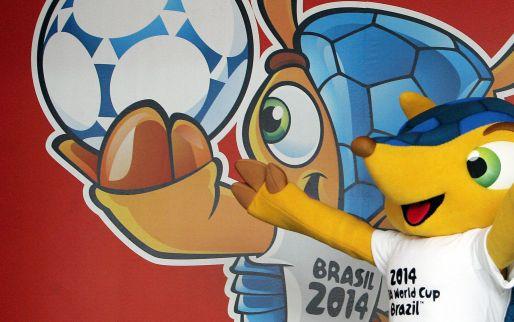 Afbeelding: Mooiste vrouw van het WK: Zwitserland vs. Honduras