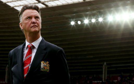 Afbeelding: Van Gaal schrikt niet van moeizaam United: