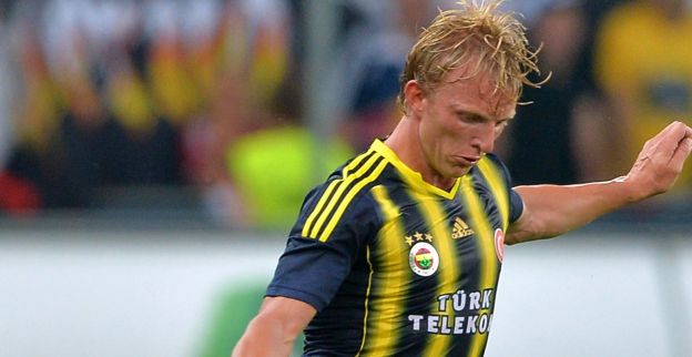Afbeelding: Kuyt morst opnieuw dure punten met koploper Fenerbahçe