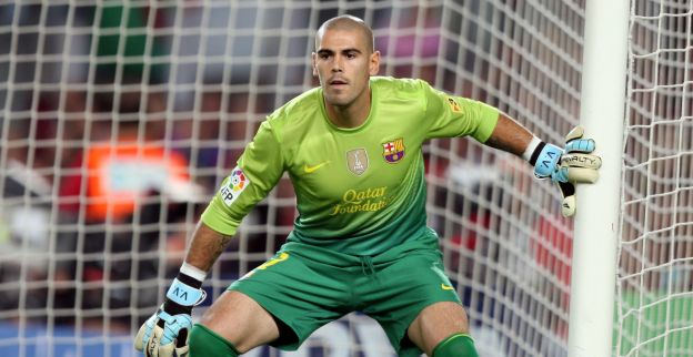 Spaanse media speculeren over nieuw Barça-contract Valdes
