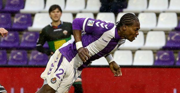 Real Valladolid klopt concurrent Almeria en doet goede zaken