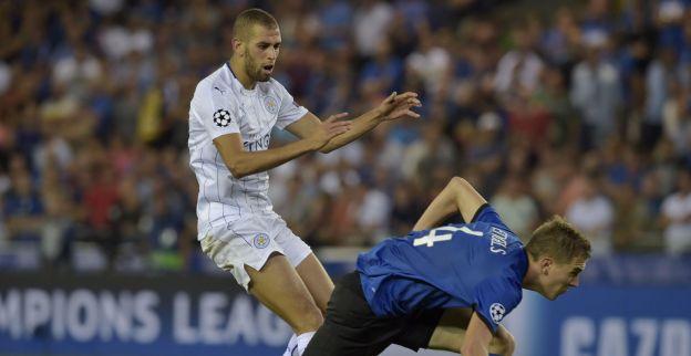Leicester-aanvaller persona non grata bij Club: F*ck off you *sshole!