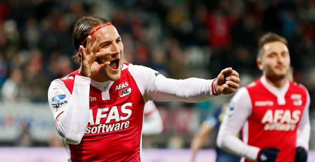 AZ uiterst verbaasd over 'Ajax-transfer': Dat is altijd zijn insteek geweest