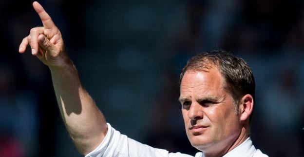'Favoriet De Boer zat al voor 'jury' Everton bij heuse jacht op manager'
