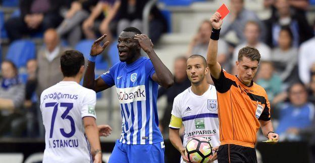 Lardot krijgt kritiek van zijn baas: ''Hij voelde de wedstrijd niet perfect aan''